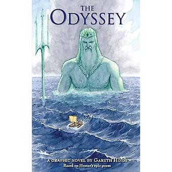 The Odyssey by Gareth Hinds - Gareth Hinds - 9780763642686 Book