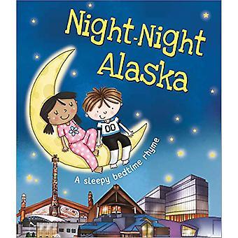 Night-Night Alaska by Katherine Sully - 9781492655039 Book