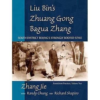 Liu Bin's Zhuang Gong Bagua Zhang - South District Beijing's Strongly