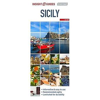 Insight Flexi Map Sicily by Insight Guides - 9781786719126 Book