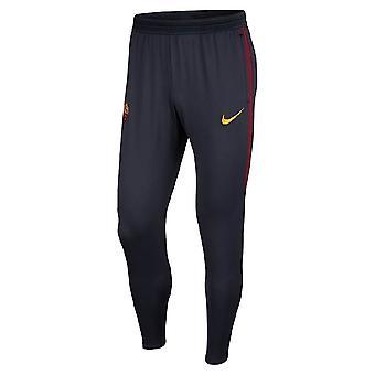 2019-2020 AS Roma Nike Strike Training Pants (Obsidian)
