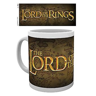 Lord of the Rings Logo eske drikking krus