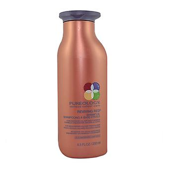 Pureology Reviving Red Shamp Oil For Red And Copper Color Treated Hair 250ml