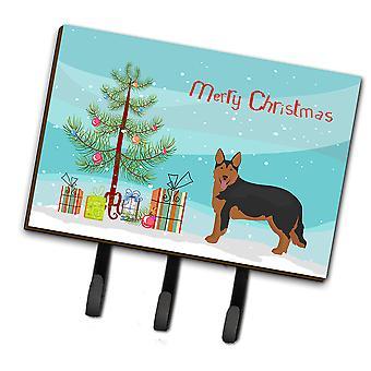 Carolines Treasures  CK3874TH68 Shollie #2 Christmas Tree Leash or Key Holder