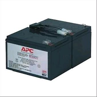 Apc rbc6 rechargeable battery for ups