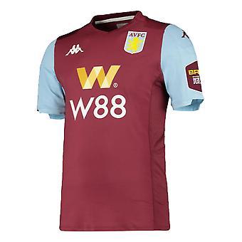 2019-2020 Aston Villa Kappa Home Shirt