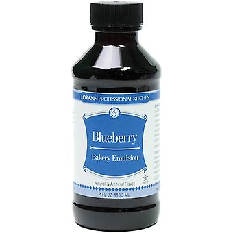 Bakery Emulsions Natural & Artificial Flavor 4oz-Blueberry 0806-0770