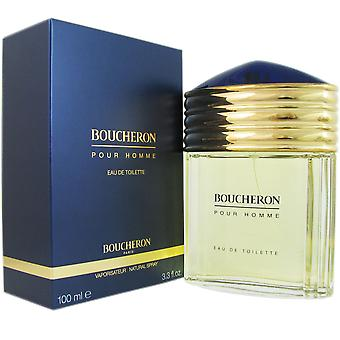 Boucheron for Men 3.3 oz 100 ml EDT Spray