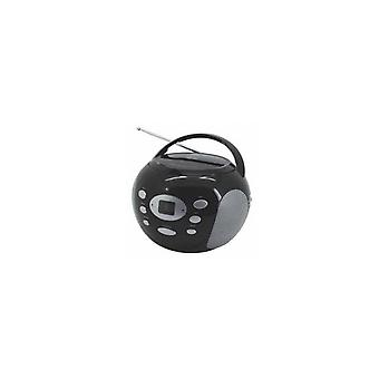 Solide Meister Scd2000sw Cd Boombox Black