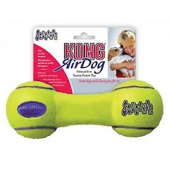 Kong Airdog Squeaker Dumbell grande
