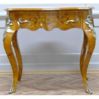 Baroque table antique style coffee table LouisXV MoAl0177int.