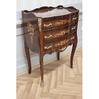 Commode baroque antique style Louis xv MkKm0038