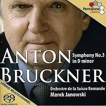 A. Bruckner - Bruckner: Symfoni No. 3 [SACD] USA import