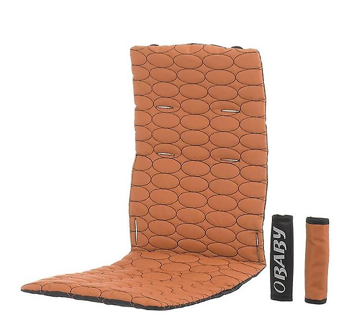 Obaby Aura Orange Accessory pack
