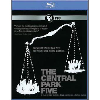 Ken Burns: The Central Park fünf [BLU-RAY] USA import