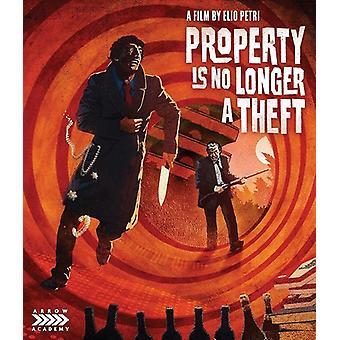 Egenskaben er ikke længere et tyveri [Blu-ray] USA importerer