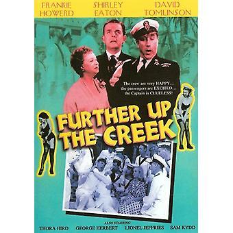 Yderligere op Creek [DVD] USA importerer