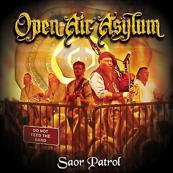 Saor Patrol - importation USA Open Air d'asile [CD]