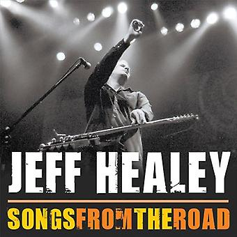Jeff Healey - sange fra the Road [CD] USA import