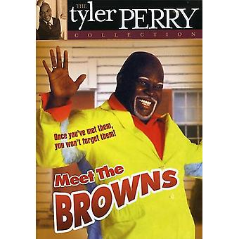 Meet the Browns-the Play [DVD] USA import