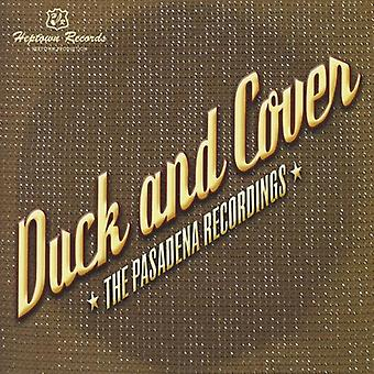 Duck & Cover - Pasadena optagelser [CD] USA import