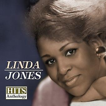 Linda Jones - Hits Anthology [CD] USA import