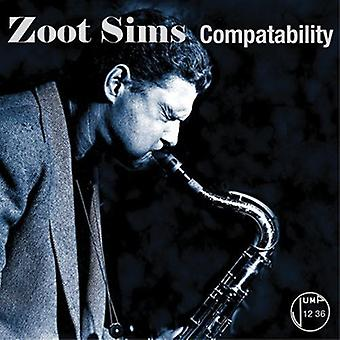 Zoot Sims - Compatability [CD] USA import