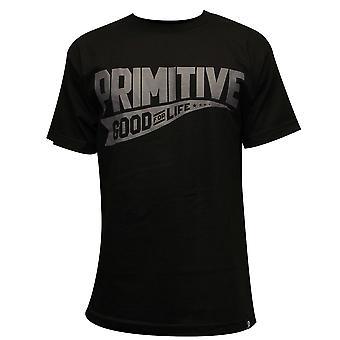Primitive Apparel Stadium T-Shirt Black