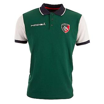 KOOGA Leicester Tigers Polo classica [verde]