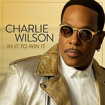 Charlie Wilson - In It to Win It [CD] USA import