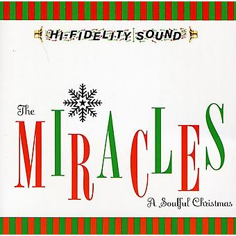 Importer des miracles - Soulful Christmas [CD] é.-u.