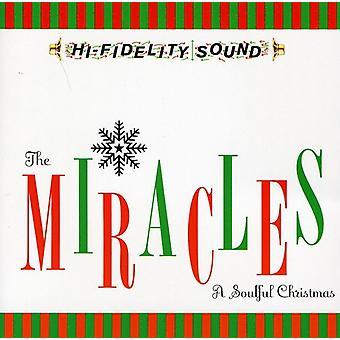 Mirakler - Sjælfuld Christmas [CD] USA importerer