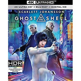 Ghost in de Shell [Blu-ray] USA import