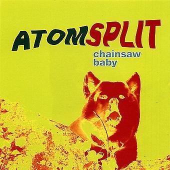 Atomsplit - import USA dziecko Chainsaw [CD]