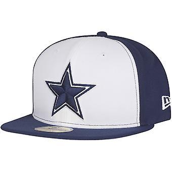 New era 59Fifty Cap - NFL ON FIELD Dallas Cowboys navy