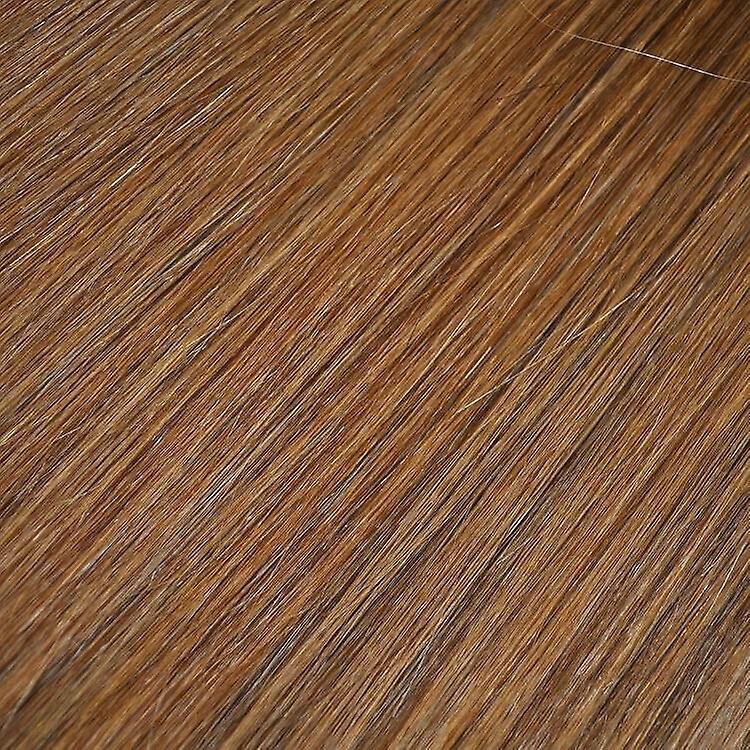 VOLLEN Kopf, echte Clip-in Hair Extensions - 100 % Remy, Triple Schuß, dicken Menschenhaar, (16-Zoll, 120g)