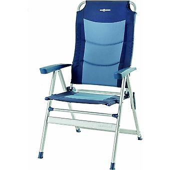 Brunner Kerry Slim 600 Aluminium Recliner Camping Chair