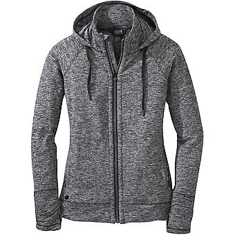 Outdoor Research Womens Melody Hoody Black (UK Size 14)