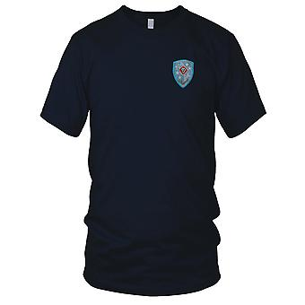 USMC Marines 705 Battalion - Military Insignia Vietnam War Embroidered Patch - Ladies T Shirt