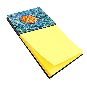 Carolines Treasures  BB5364SN Sea Turtle Sticky Note Holder
