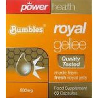 Power Health, Bumbles Royal Gellee 500mg, 60 capsules