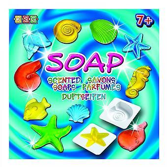 KSG parfumés savons