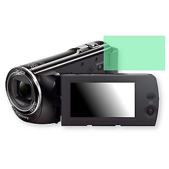 Sony HDR-CX240E screen protector - Golebo view protective film protective film