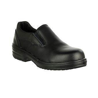 Amblers Safety FS94C Ladies Safety Slip On / Womens Shoes
