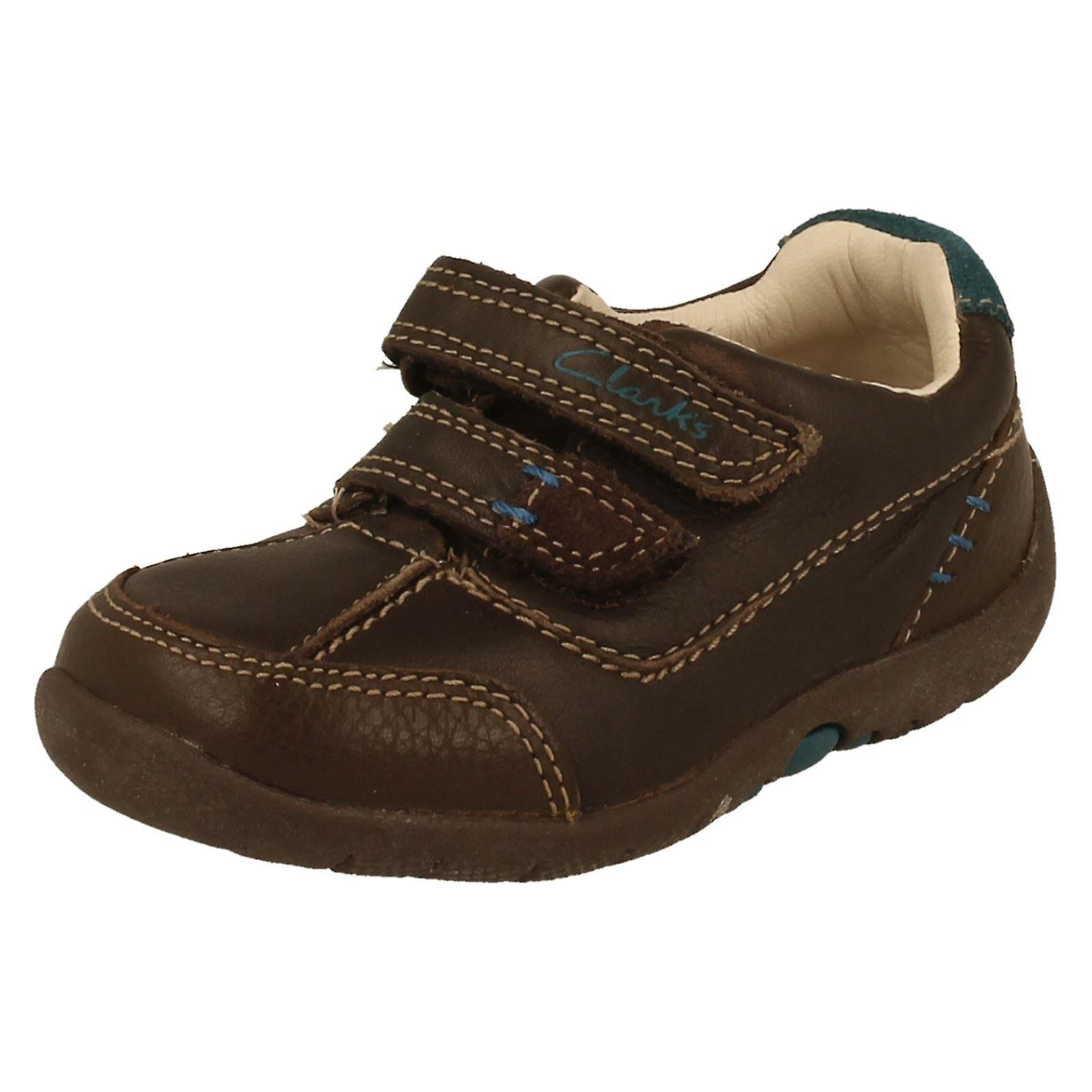 Boys Clarks Lo Casual First Shoes Softly Lo Clarks a681c3