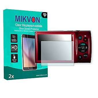 Canon PowerShot ELPH 135 Screen Protector - Mikvon Clear (Retail Package con accessori)