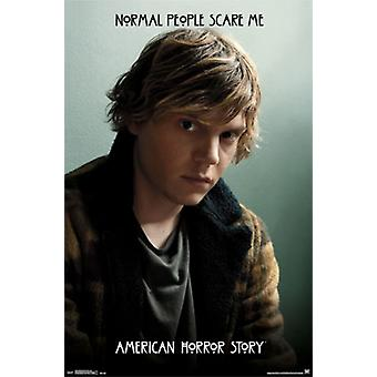 American Horror Story - Tate Poster Print