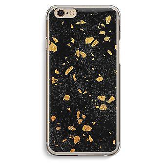 Iphone 6 の 6 s 透明ケース (ソフト) - テラゾー N ° 7