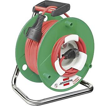 Cable reel 50 m Red PG plug Brennenstuhl 1184830