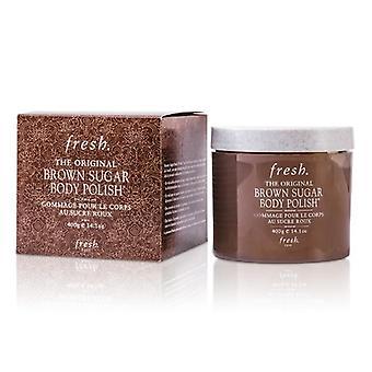Frisk Brown Sugar Body polsk - 400g / 14.1 ounce